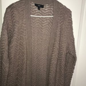 Mossimo Cardigan knitted size XL